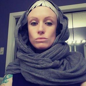 Lulu lemon Infinity/blanket scarf.